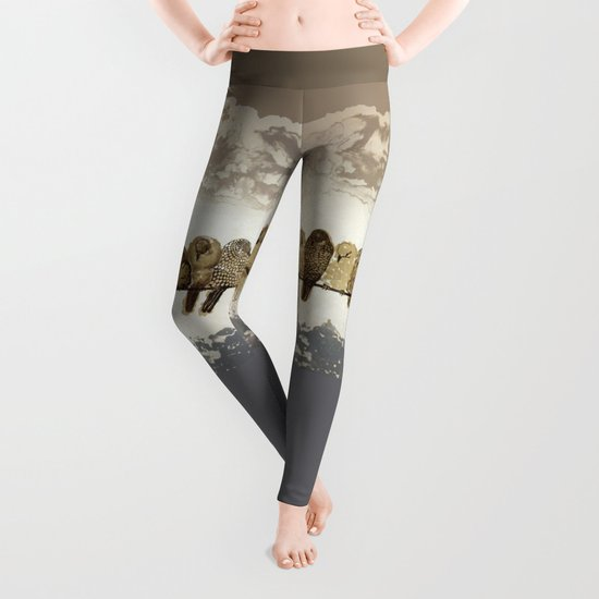 Differences Leggings