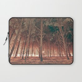 Forest Fire Laptop Sleeve
