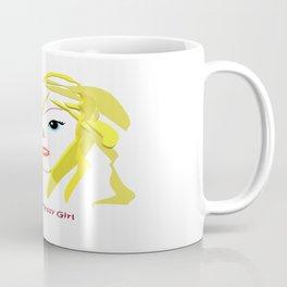 Messy Girl II Coffee Mug