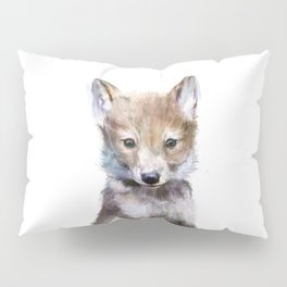 Little Wolf Pillow Sham