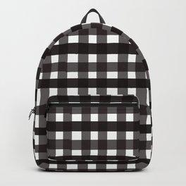 Bingham: Black+Grey Backpack
