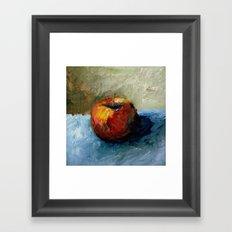 Apple Still Life Framed Art Print