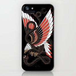 Americana - Eagle & Serpent iPhone Case
