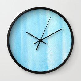 151208 3.Cinereous Blue Wall Clock