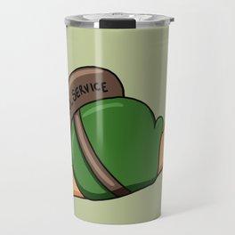 Snail Mail Travel Mug