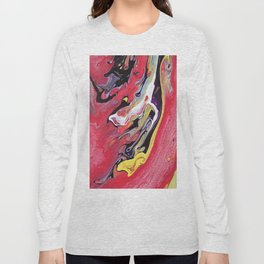 banana acid Long Sleeve T-shirt
