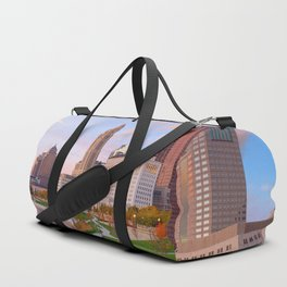 Columbus 01 - USA Duffle Bag
