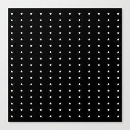 i love stars Canvas Print