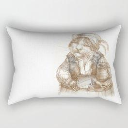 Le Chat Botté Rectangular Pillow