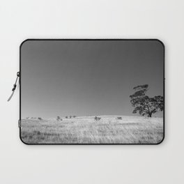 Tree on The Hill Laptop Sleeve