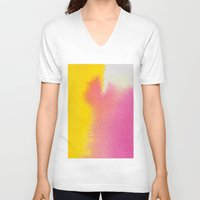 literature V-neck T-shirts featuring Literature of Love #society6 by 83 Oranges™