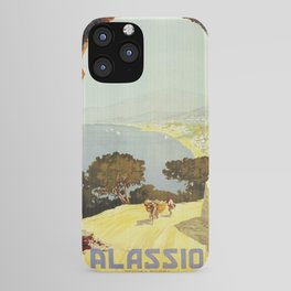 1920s Alassio Italy iPhone Case
