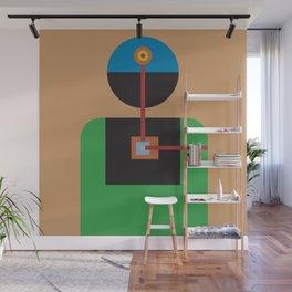 One: Feel Wall Mural