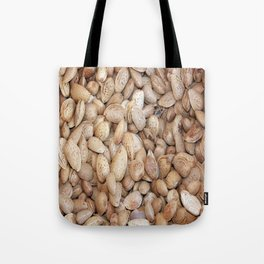 Harvested Almonds Tote Bag