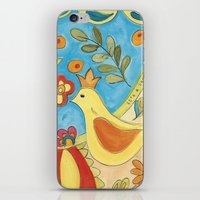 glee iPhone & iPod Skins featuring Glee - It's a Beautiful Day by TerriConradDesigns