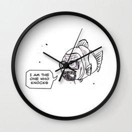 Breaking Bass Wall Clock