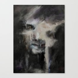 Observer Canvas Print