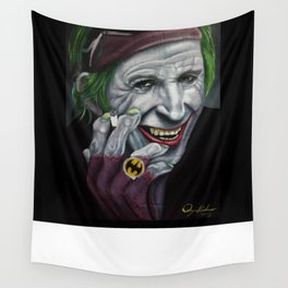 The Joke's On You Wall Tapestry
