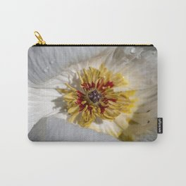 Flower / In The Garden / 1 Carry-All Pouch