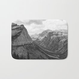 Majestic Sweep - Glacier NP Bath Mat