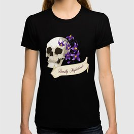 Deadly, Sweet and Toxic - Deadly Nightshade T-shirt