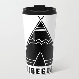 Tribe Goals Metal Travel Mug