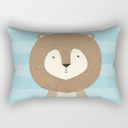 Leo the lion, sweet collection Rectangular Pillow