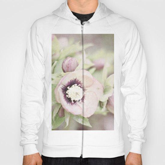 Pastel Flowers Hoody