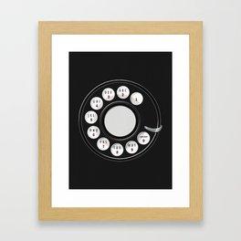 Rotary Me Framed Art Print