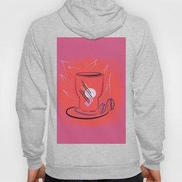 coffee modern Hoody