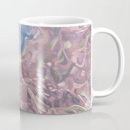 BLUE MONKEY FIRE Coffee Mug