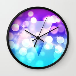 Bokeh N1 Wall Clock