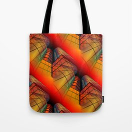 3D - abstraction -63- Tote Bag