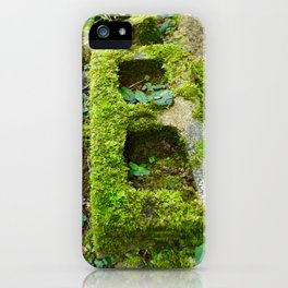 Earth's Resilience iPhone Case