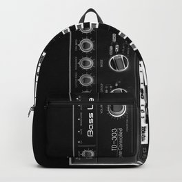 TB 303 blk / wht  Backpack