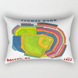 Fenway Park I Rectangular Pillow