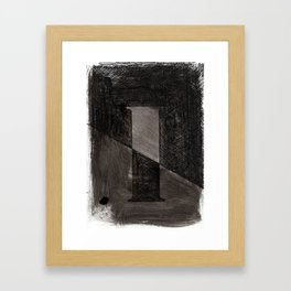 - I - Framed Art Print