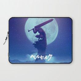 Berserk Moon Laptop Sleeve