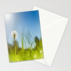 Blue & Green & Dandy Stationery Cards