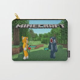 Stampy Iballisticsquid Carry-All Pouch