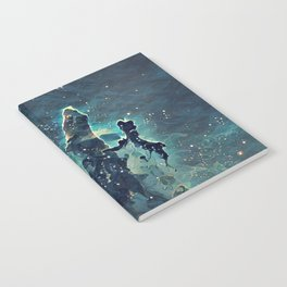 ALTERED Pillars of Creation Notebook