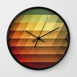 fyll ygyn Wall Clock