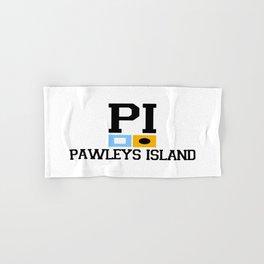 Pawleys Island - South Carolina. Hand & Bath Towel
