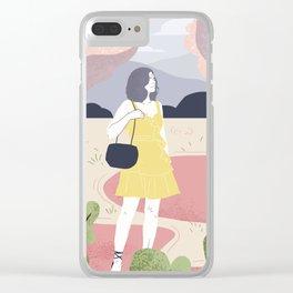 Shopper in Wild Clear iPhone Case