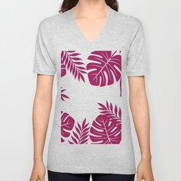 Paradise in Wine Unisex V-Neck