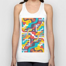 Reflections 1 Unisex Tank Top