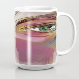Green Eye Coffee Mug
