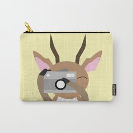 Impala - Photography Carry-All Pouch
