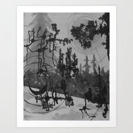 Multi-Landscape Art Print