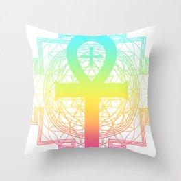 Trip Skylark S1 Throw Pillow